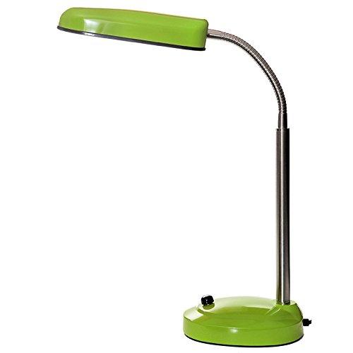 42 watt tageslicht vollspektrum schreibtischlampe in gr n. Black Bedroom Furniture Sets. Home Design Ideas