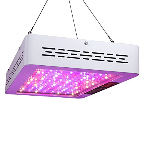 marshydro mars 600 led grow light full spectrum betriebswachsende lamp. Black Bedroom Furniture Sets. Home Design Ideas