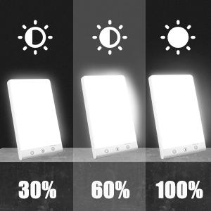 tageslichtlampe lichttherapie tageslicht lichtwecker wake up light 4