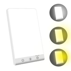 tageslichtlampe lichttherapie tageslicht lichtwecker wake up light
